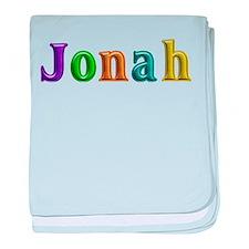 Jonah Shiny Colors baby blanket