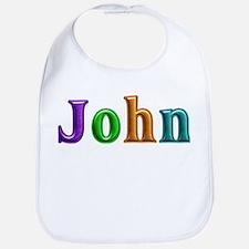 John Shiny Colors Bib