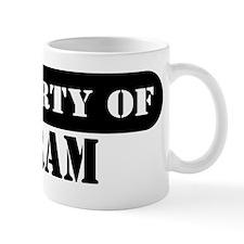 Property of Hiram Mug