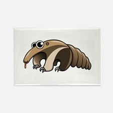 Cartoon Anteater Magnets