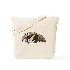Cartoon Anteater Tote Bag