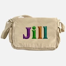 Jill Shiny Colors Messenger Bag