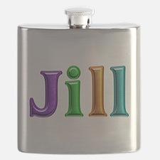 Jill Shiny Colors Flask