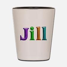 Jill Shiny Colors Shot Glass