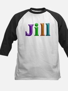 Jill Shiny Colors Baseball Jersey