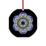 Western Hemisphere Ornament (Round)