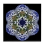Western Hemisphere Tile Coaster