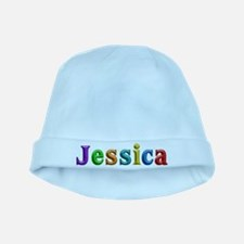 Jessica Shiny Colors baby hat