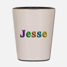 Jesse Shiny Colors Shot Glass