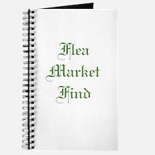 Flea Market Find Journal