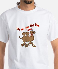 Ho Ho Ho Christmas Hump Day Shirt