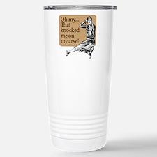 My Arse! - Stainless Steel Travel Mug