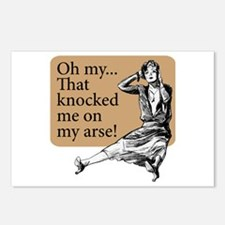 My Arse! - Postcards (Package of 8)