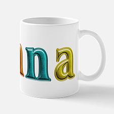 Jenna Shiny Colors Mugs