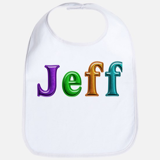 Jeff Shiny Colors Bib