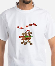 Ho Ho Ho Christmas Hump Day Camel Shirt