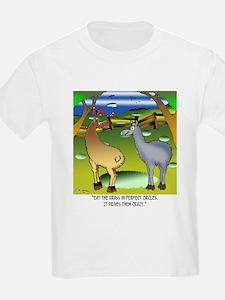 Crop Circles Explained T-Shirt