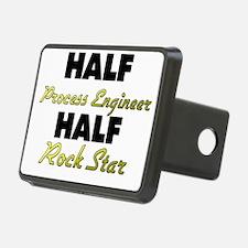 Half Process Engineer Half Rock Star Hitch Cover