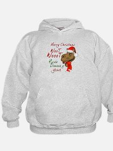 Merry Christmas Woot Woot Camel Hoodie