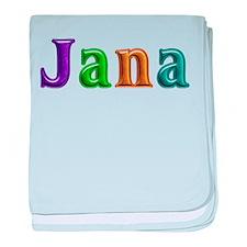 Jana Shiny Colors baby blanket