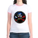 Haitian Football Phantom Jr. Ringer T-Shirt