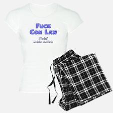 F*ck Con Law Pajamas