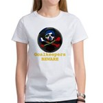 Haitian Football Phantom Women's T-Shirt