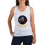 Haitian Football Phantom Women's Tank Top