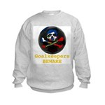 Haitian Football Phantom Kids Sweatshirt