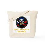 Haitian Football Phantom Tote Bag