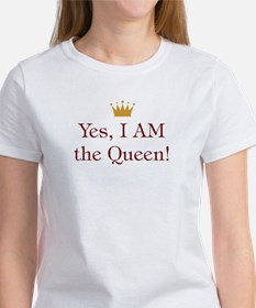Yes I AM the Queen Tee