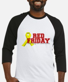 Red Friday until they come home Baseball Jersey