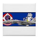 VF-102 DIAMONDBACKS Tile Coaster