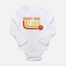 Thats how i roll - Bowling Body Suit