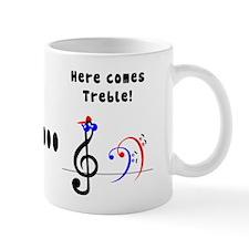 Here Comes Treble! Mug