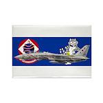 VF-102 DIAMONDBACKS Rectangle Magnet (100 pack)