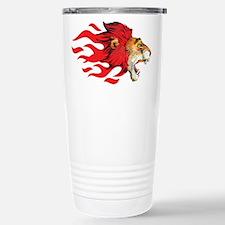 Lion - Big Cat Travel Mug