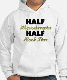 Half Physiotherapist Half Rock Star Hoodie