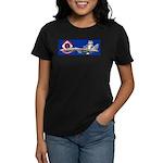 VF-102 DIAMONDBACKS Women's Dark T-Shirt