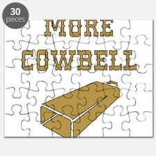 More Cowbell - Funny - Music Puzzle
