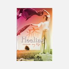 Healing Rectangle Magnet