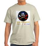Haitian Football Phantom Ash Grey T-Shirt