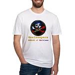 Haitian Football Phantom Fitted T-Shirt
