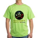 Haitian Football Phantom Green T-Shirt
