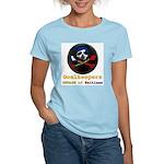 Haitian Football Phantom Women's Pink T-Shirt