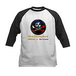Haitian Football Phantom Kids Baseball Jersey
