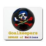 Haitian Football Phantom Mousepad