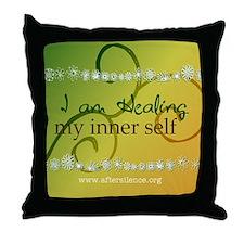 My Inner Self Throw Pillow