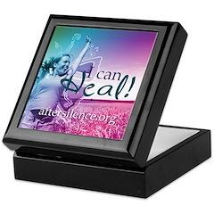 I Can Heal Keepsake Box