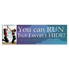 Hide Bumper Bumper Sticker
